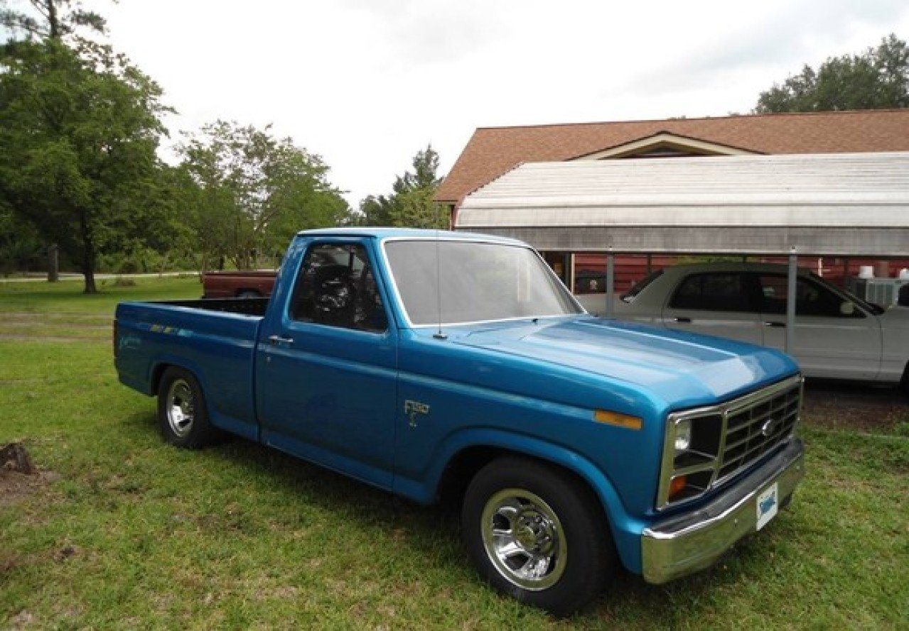 1984 Ford F150 2WD Regular Cab for sale near LAS VEGAS, Nevada 89119 - Classics on Autotrader
