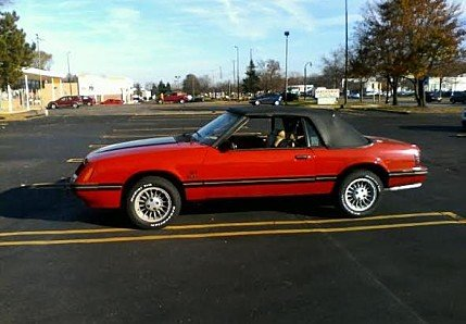 1984 Ford Mustang for sale 100830316