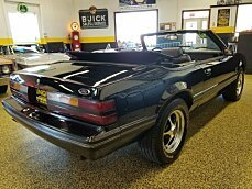 1984 Ford Mustang GLX V8 Convertible for sale 100911077