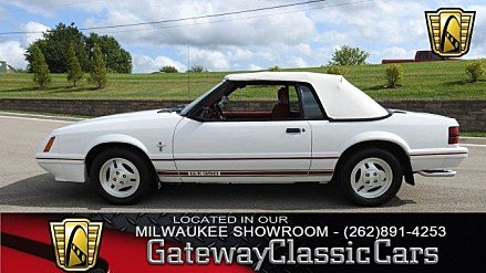 1984 Ford Mustang GLX V8 Convertible for sale 100948370