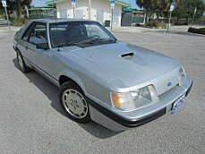 1984 Ford Mustang SVO Hatchback for sale 101005194