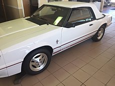 1984 Ford Mustang GLX V8 Convertible for sale 101018671