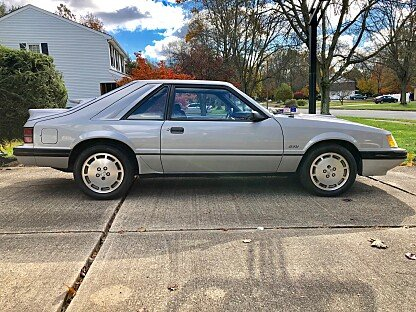 1984 Ford Mustang SVO Hatchback for sale 101019094