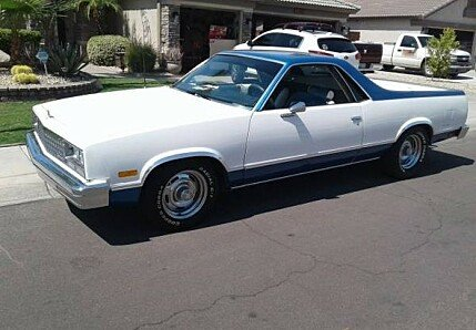 1984 GMC Caballero for sale 100893377
