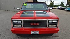 1984 GMC Sierra C/K1500 2WD Regular Cab for sale 100779459