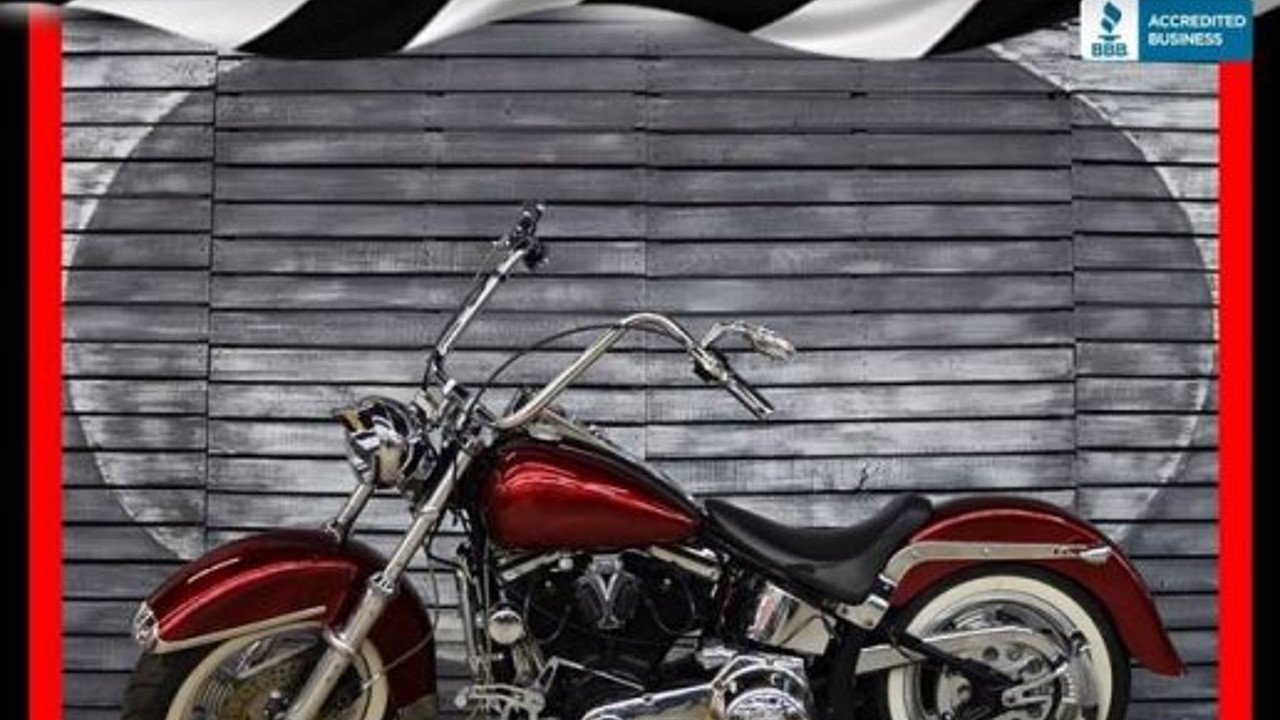 1984 Harley-Davidson Softail for sale 200493458