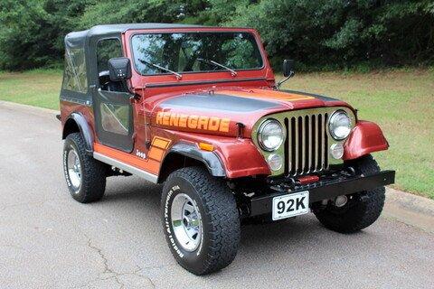 jeep cj classics for sale classics on autotrader rh classics autotrader com