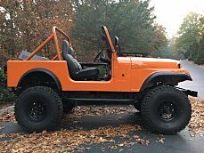 1984 Jeep CJ 7 for sale 100789722