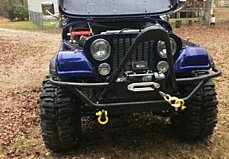 1984 Jeep CJ 7 for sale 100849475