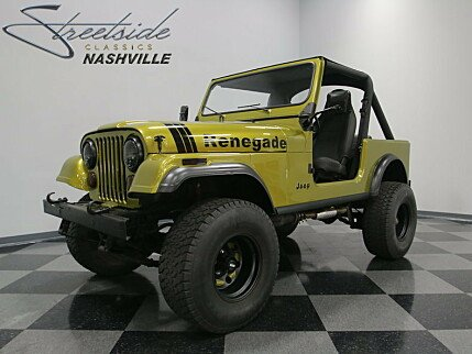 1984 Jeep CJ 7 for sale 100887412