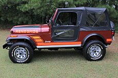 1984 Jeep CJ 7 for sale 100893956