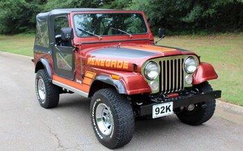 1984 Jeep CJ 7 for sale 100893956