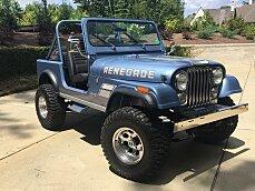 1984 Jeep CJ 7 for sale 100903940