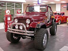 1984 Jeep CJ 7 for sale 100915743