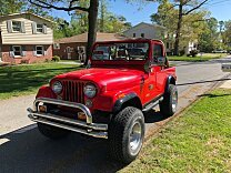 1984 Jeep CJ 7 for sale 100991261