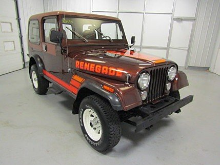 1984 Jeep CJ 7 for sale 101013010