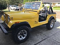 1984 Jeep CJ 7 for sale 101021818