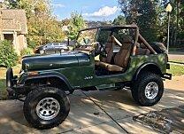 1984 Jeep CJ 7 for sale 100915781