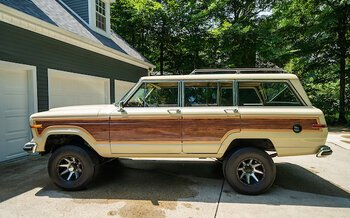 1984 Jeep Grand Wagoneer for sale 101017295