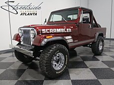 1984 Jeep Scrambler for sale 100852247