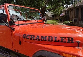 1984 Jeep Scrambler for sale 100898189