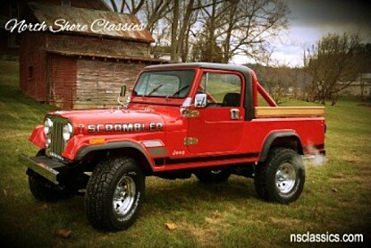 1984 Jeep Scrambler for sale 100947444