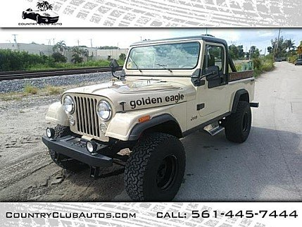 1984 Jeep Scrambler for sale 100998796