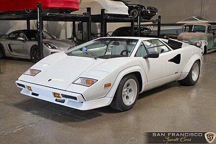 1984 Lamborghini Countach for sale 100908081