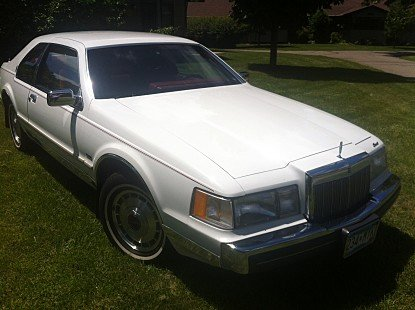 1984 Lincoln Mark VII LSC for sale 100771724