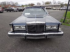 1984 Lincoln Town Car for sale 100858929