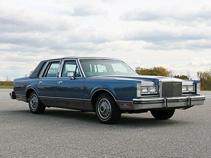 1984 Lincoln Town Car for sale 100976395