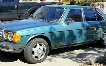 1984 Mercedes-Benz 300D Turbo for sale 100812219