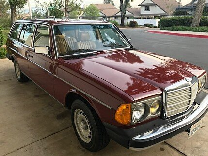 1984 Mercedes-Benz 300TD for sale 100946981