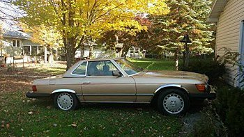 1984 Mercedes-Benz 380SL for sale 100906211