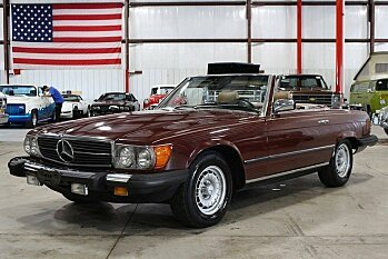 1984 Mercedes-Benz 380SL for sale 100774575