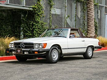 1984 Mercedes-Benz 380SL for sale 100907120