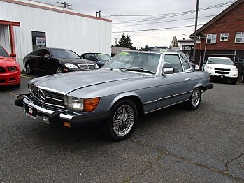 1984 Mercedes-Benz 380SL for sale 100988686