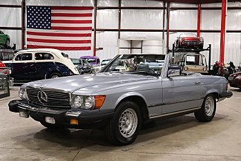1984 Mercedes-Benz 380SL for sale 101046046