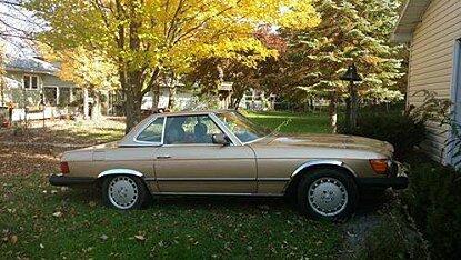 1984 Mercedes-Benz 380SL for sale 100906211