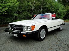 1984 Mercedes-Benz 380SL for sale 100787179