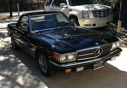 1984 Mercedes-Benz 380SL for sale 100792410