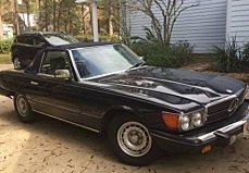 1984 Mercedes-Benz 380SL for sale 100840073