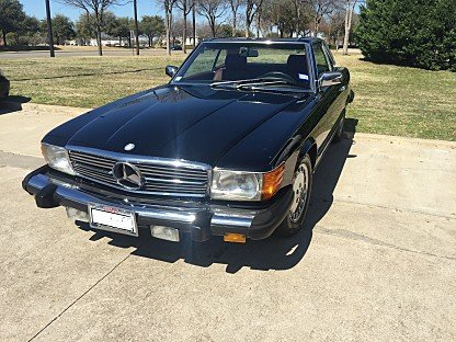 1984 Mercedes-Benz 380SL for sale 100870942