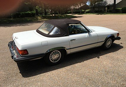 1984 Mercedes-Benz 380SL for sale 100875407