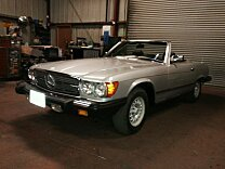 1984 Mercedes-Benz 380SL for sale 100914779