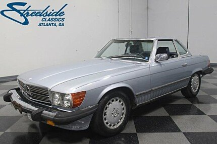 1984 Mercedes-Benz 380SL for sale 100957429