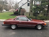 1984 Mercedes-Benz 380SL for sale 100976811