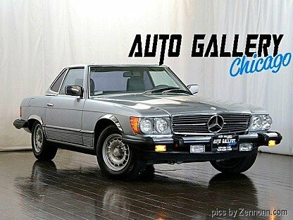 1984 Mercedes-Benz 380SL for sale 101006957