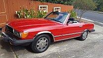 1984 Mercedes-Benz 380SL for sale 101021128