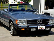 1984 Mercedes-Benz 380SL for sale 101021275